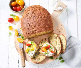 Low Carb Nuss-Brot
