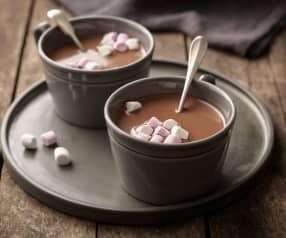 Chocolat chaud à la noisette