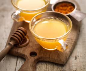 Turmeric Tonic with Honey
