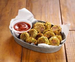 Broccoli Mozzarella Bites