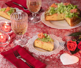 Crostata salata esotica