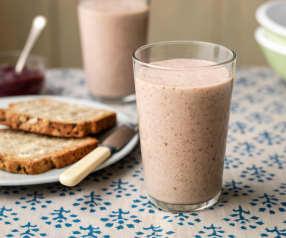 Frozen Fruit Breakfast Smoothie