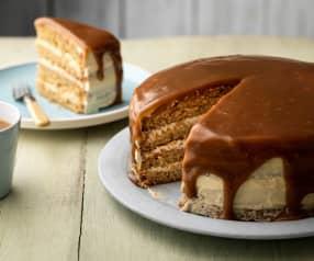 Sticky Toffee Sponge Cake