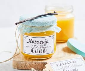 Maracuja-Vanille-Curd