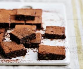 Brownies sem açúcar