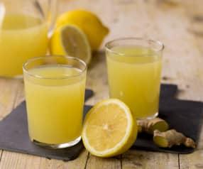 Sciroppo zenzero e limone