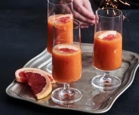 Drink pamplemousse-mangue