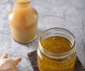 薑汁和薑油