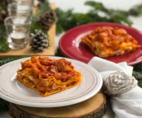 Lasagne all'amatriciana