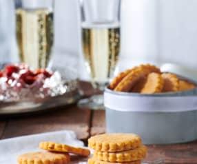 Biscotti pomodori secchi e Gorgonzola