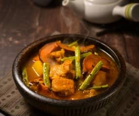 札幌湯咖哩鍋