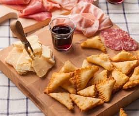 Chizze al Parmigiano reggiano