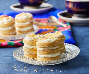 Médovik (gâteaux russes à la crème)
