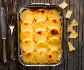 Gnocchi alla romana ai formaggi (senza uova)