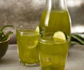 Gurkenschalen-Limo