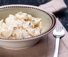 Bramborový salát s vejci a majonézou