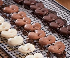 Coberturas de chocolate y aceite