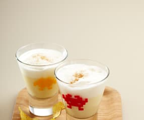 Cocktail lait de poule