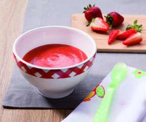 Erdbeer-Aprikosen-Püree