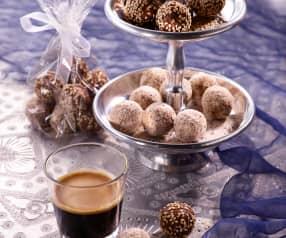 Trufle kawowe