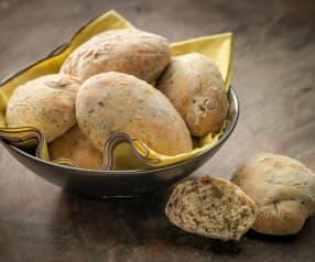 Brood met olijven