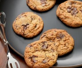 Cookies s čokoládovými kousky