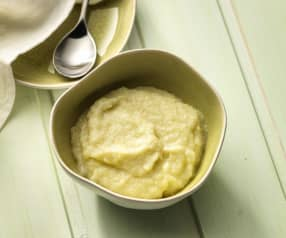 Vellutata di patate e spigola (6-7 mesi)