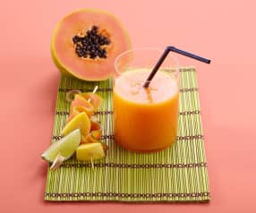 Nectar de papaye, mangue et orange