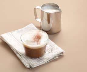 Nuage de lait pour cappuccino