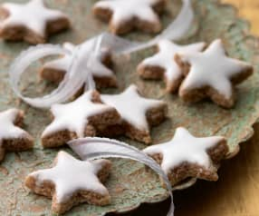 Cinnamon Stars (German)
