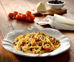 Spaghetti al ragù bianco di agnello