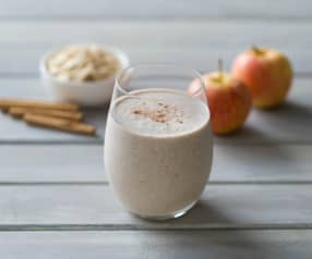 Warmer Apfelstrudel-Smoothie