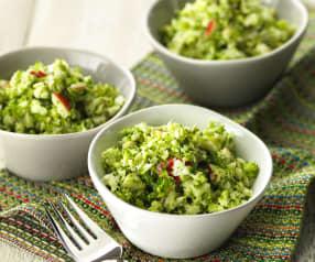 Super Quick Broccoli Salad