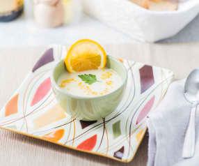 Crema de poro a la naranja