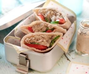 Sardine Sandwich Filling