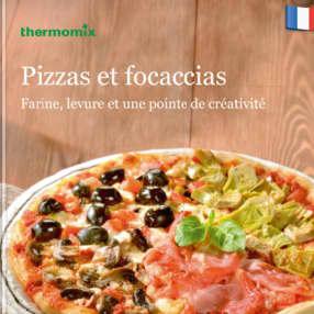 Pizzas et focaccias