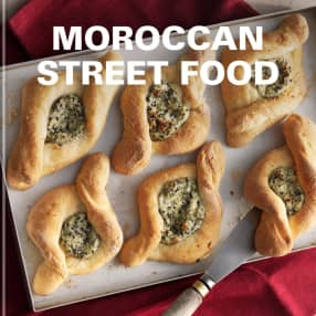 Moroccan street food
