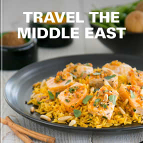 Travel the Middle East