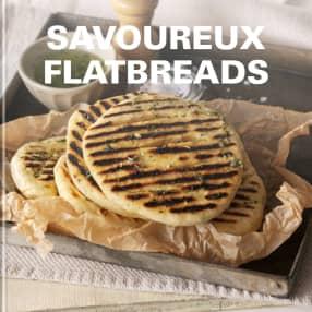 Savoureux Flatbreads
