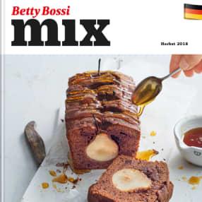 Betty Bossi mix - Herbst 2018