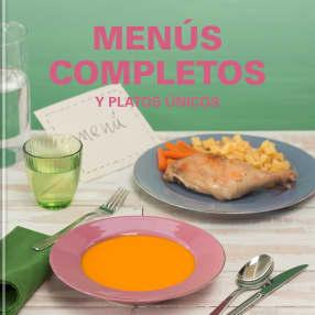 menús completos