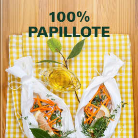 100% papillote
