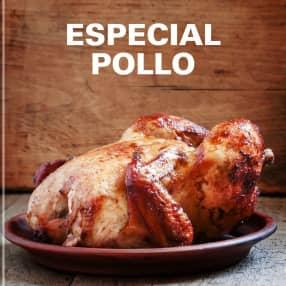 Especial  pollo