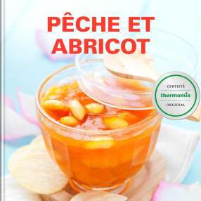 Pêche et abricot