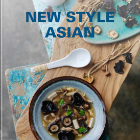 new style asian