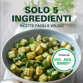 Solo 5 ingredienti