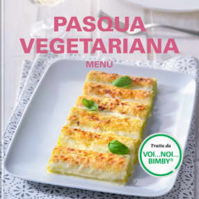 Pasqua vegetariana