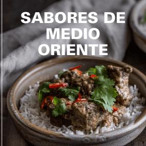 SABORES DE MEDIO ORIENTE