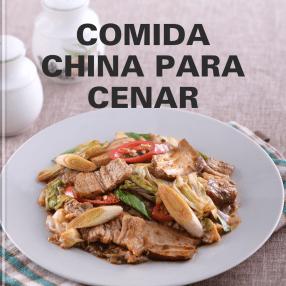COMIDA CHINA PARA CENAR