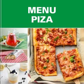 Menu Piza